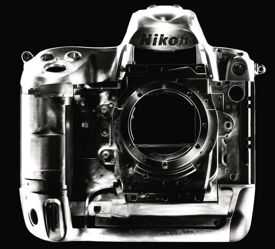 Nikon D3x Slr Digitalkamera Nur Gehäuse Kamera