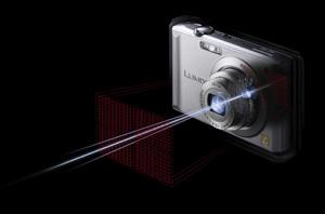 Panasonic Dmc Fx55 Eg K Digitalkamera 3 Zoll Schwarz Kamera