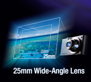 Panasonic Dmc Fx35eg K Digitalkamera 2 5 Zoll Kamera