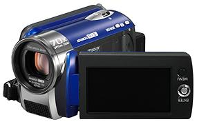 Panasonic SDR-H80 EG9-K SD/HDD Camcorder 2,7 Zoll: Amazon