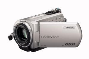 Sony DCR-SR32 Camcorder 2,5 Zoll: Amazon.de: Kamera