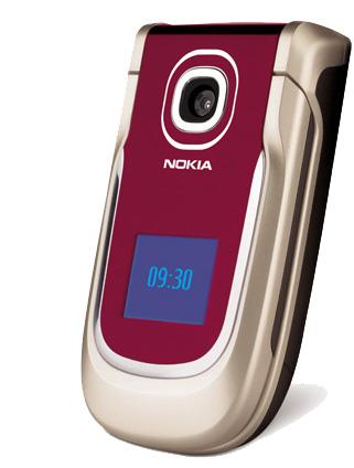 Nokia 2760 velvet red Handy: Amazon.de: Elektronik