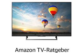 Amazon TV-Ratgeber
