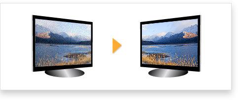 Bildschirm und Display