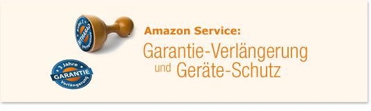 Garantie-Verlängerung und Geräte-Schutz