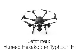 Yuneec Hexakopter Typhoon H