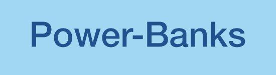 Power Banks & Akkus