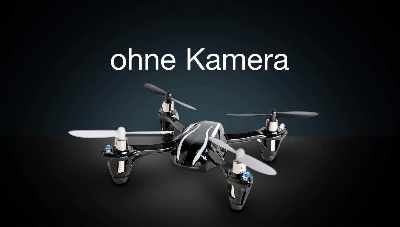 Drohnen ohne Kamera