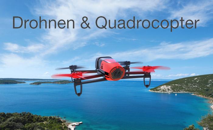 Drohnen & Quatrocopter