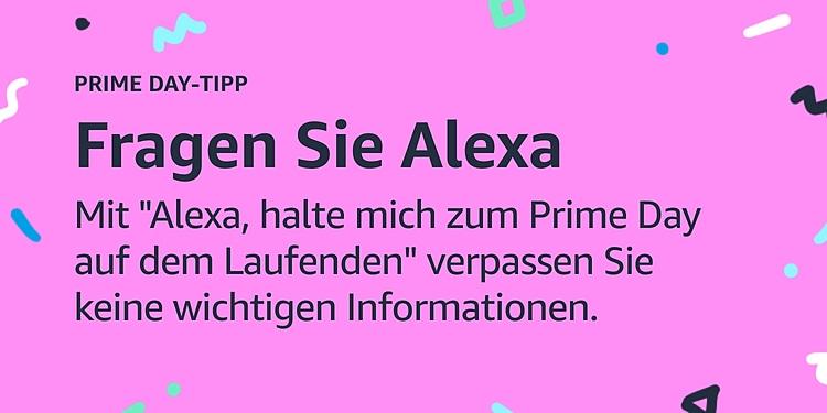Fragen Sie Alexa