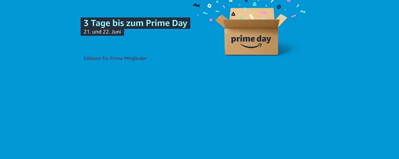 Noch 3 Tage bis Prime Day
