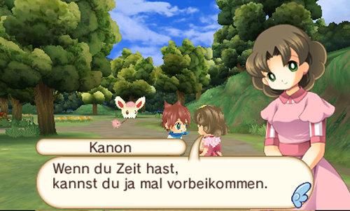 Hometown Story - The Family of Harvest Moon - [Nintendo ...