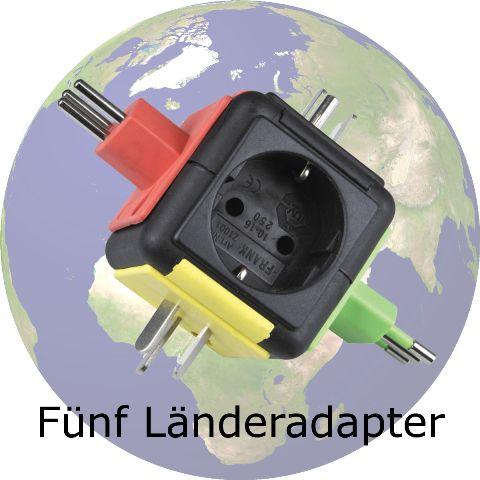 reisestecker adapter