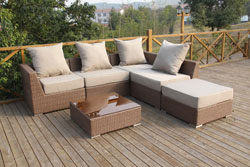 Ambientehome polyrattan loungegruppe sitzgruppe for Outdoor furniture lebanon