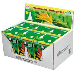 Bio Green LUM 151 Pflanzenlampe L 15 - Zusatzbild