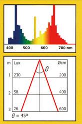 Bio Green LUM 151 Pflanzenlampe L 15 - Weitere Features