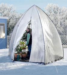 bio green winterschutz tropical island zelt l 240 x 200 garten. Black Bedroom Furniture Sets. Home Design Ideas
