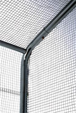 biogreen gew chshaus patioflora 200 220x200x100 neu. Black Bedroom Furniture Sets. Home Design Ideas