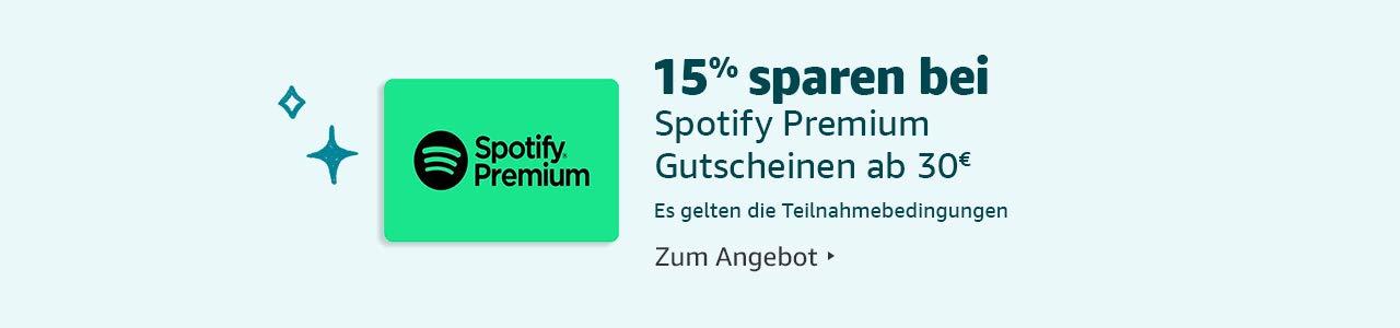 Spotify Premium im Angebot