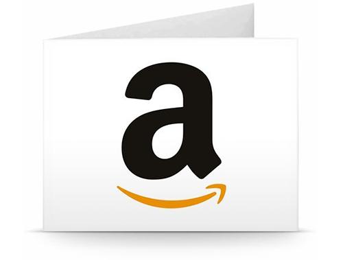 Tarjeta Promo regalo Amazon