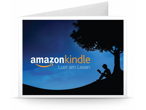 Amazon Kindle Gutschein