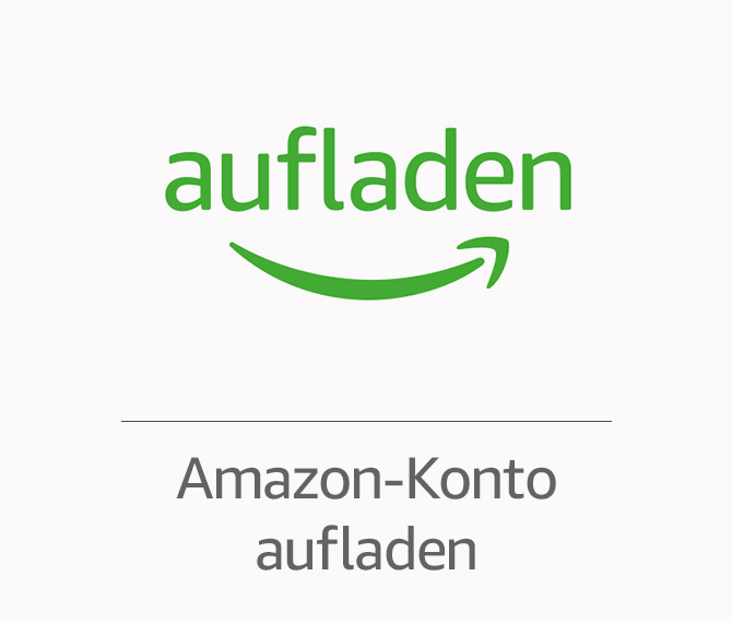 Amazon-Konto aufladen