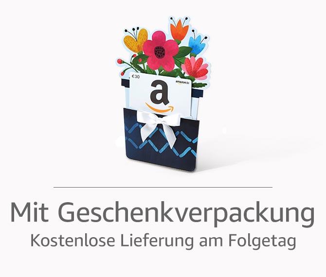 Mit Geschenkverpackung