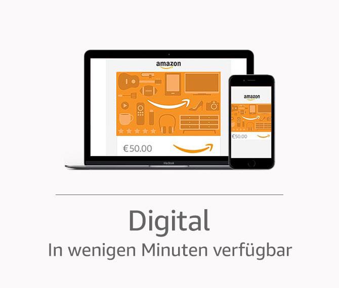 Digitale Geschenkgutscheine