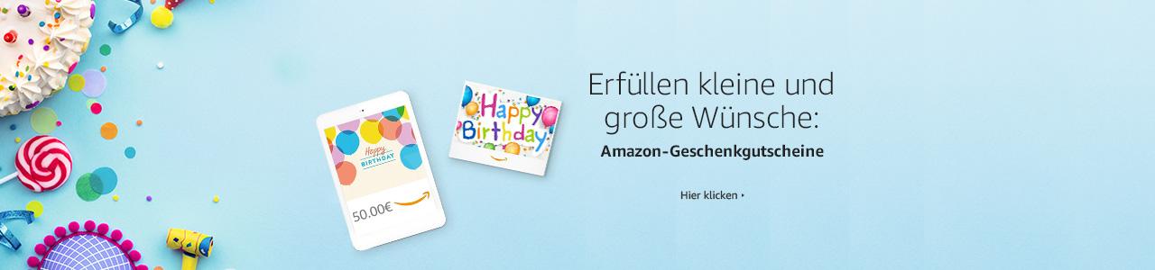 Geschenkgutscheine : Amazon.de
