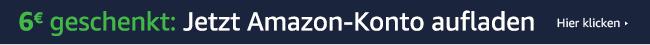 6€ geschenkt: Jetzt Amazon-Konto aufladen
