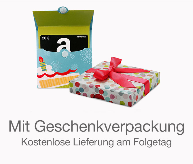 Mit Geschenverpackung