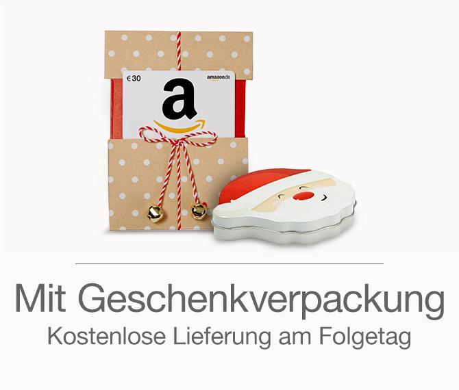 Gutscheine mit Geschenkverpackung