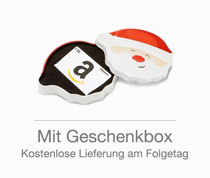 Gutscheine mit Geschenkbox