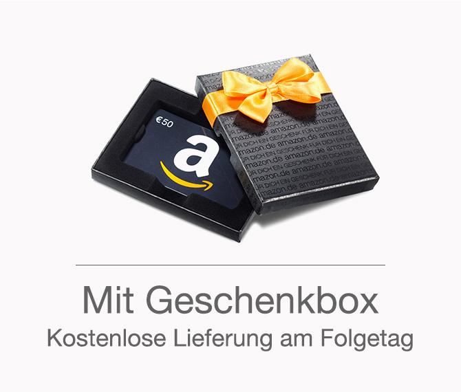 Mit Geschenkbox