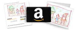 Amazon.de Malwettbewerb - Hautpreis