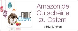 Amazon.de Ostergutscheine