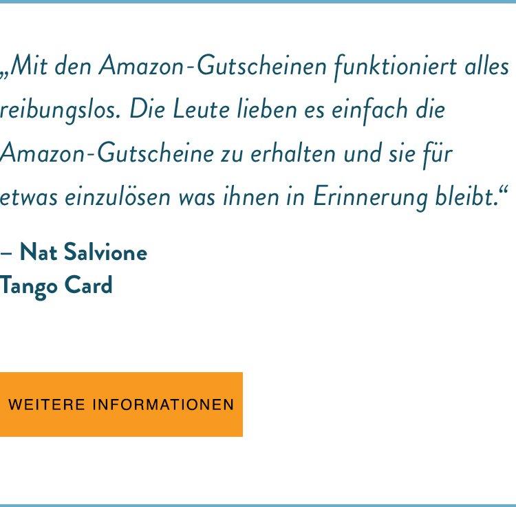Zustellungsoptionen für Amazon-Gutscheine - Amazon Incentives