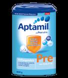 Unsere einzigartige Aptamil-Verpackung