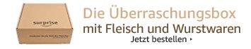 Surprise-Box: Fleisch- & Wurtspezialitaeten