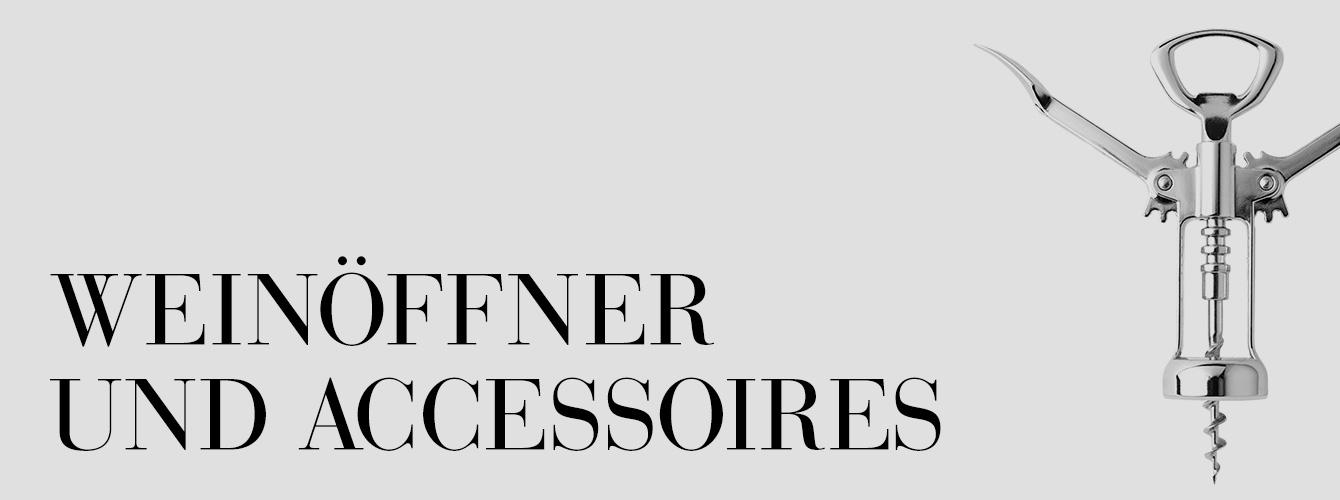 Weinöffner und Accessories