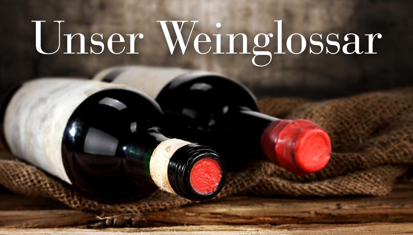 Weinglossar