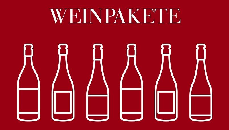 Reduzierte Weinpakete