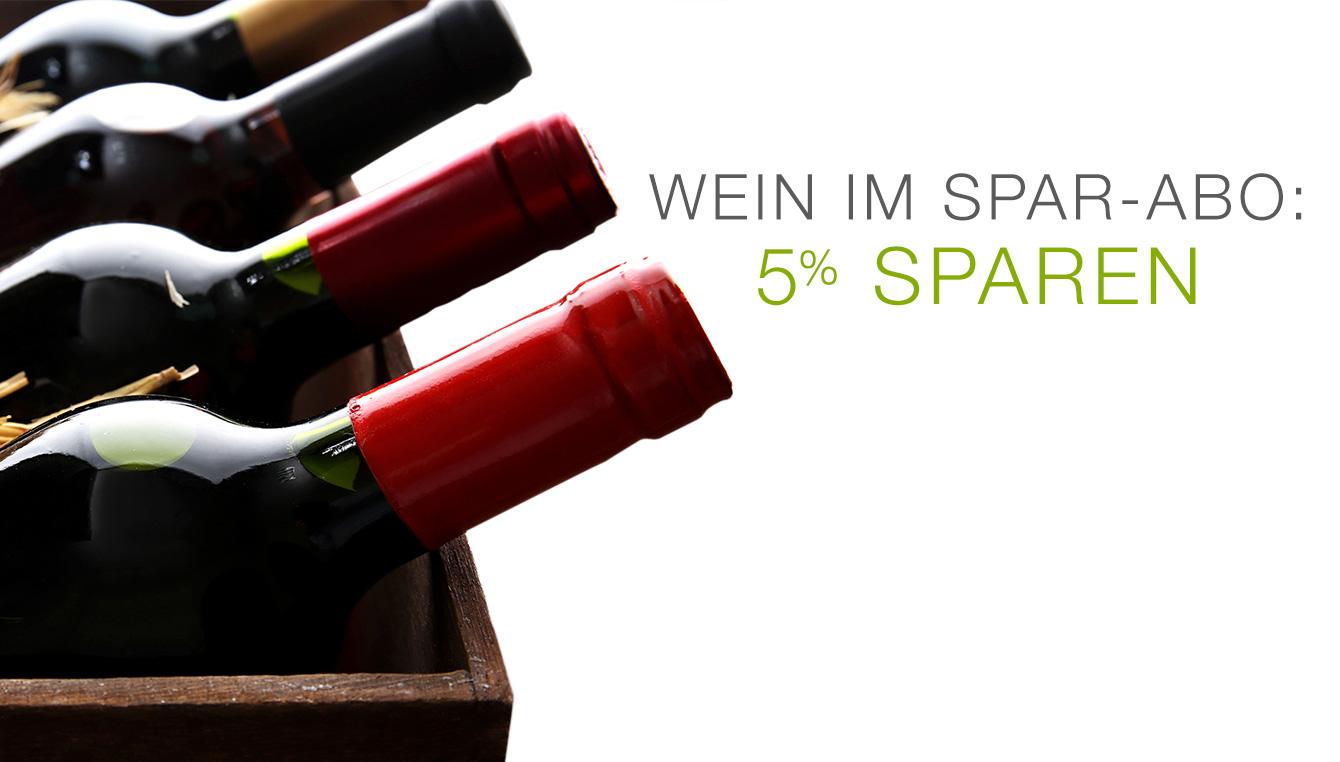 Spar-Abo Wein