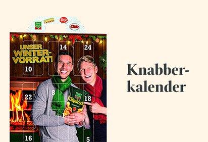 Knabber-Adventskalender