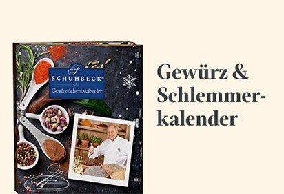Gewürz & Schlemmerkalender