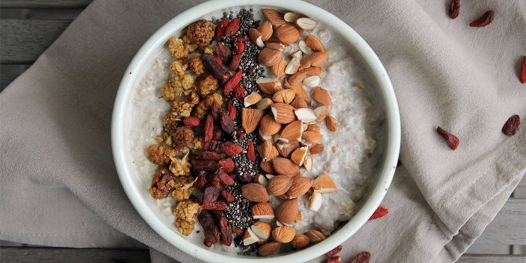 Hannah's Superfood-Porridge