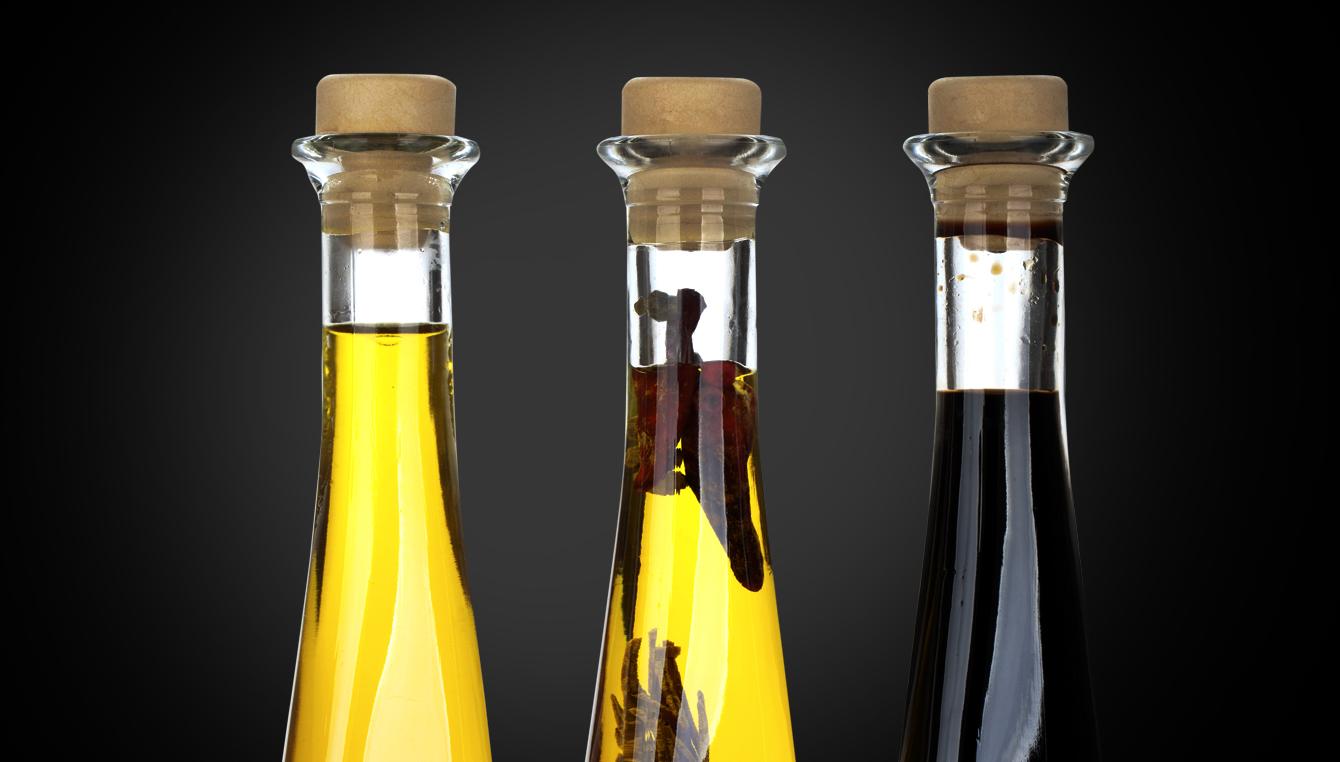 Öl, Essig & Saucen