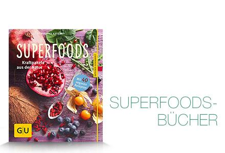 Superfood Bücher