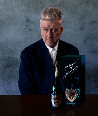 Dom Pérignon by David Lynch Eine limitierte Ausgabe