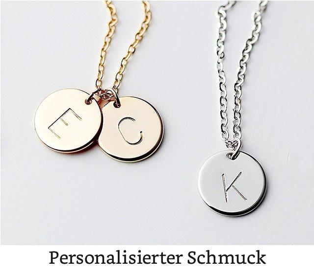 Personalisierter Schmuck